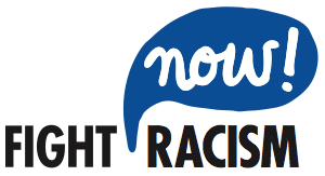 Logo Fight Racism Now